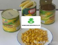 Sell Sweet corn canned