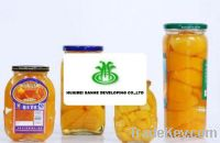 Sell Yellow peach canned