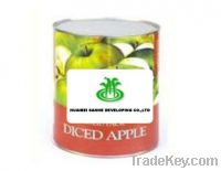 Sell apple canned