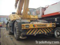 Sell used crane
