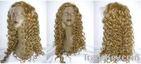 Sell Afro curl full lace wig