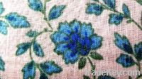 Sell Printed Linen Fabric