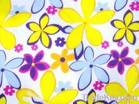Sell Printed Canvas Fabric