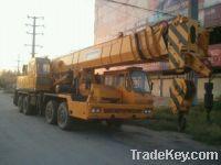 Sell TADANO truck crane  50 ton All terrain crane TG500 FOR Sale