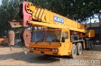 Sell  used kato crane 50 ton