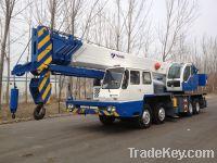 Sell used tadano truck crane 55 ton