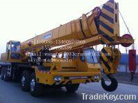 Sell used tadano crane 100 ton