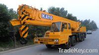 Sell used kato crane 35 ton