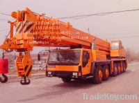 Sell used Liebherr crane