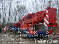 Sell used Demag crane 500 ton