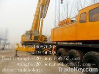 Sell used kato crane 120 ton