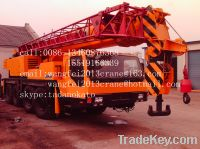 Sell Liebherr crane 100 ton