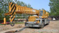 Sell used tadano crane 50 ton