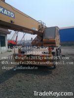 Sell used kato crane 25 ton