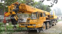 Sell used XCMG crane 50 ton