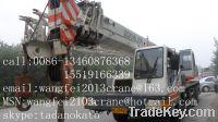 Sell used Zoomlion crane 25 ton