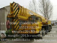 Sell used tadano crane 80 ton