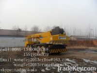 Sell used tadano crane 35 ton