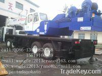 Sell used tadano crane 90 ton