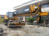 Sell used mobile kato crane 25 ton