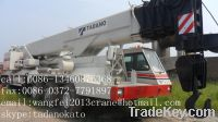 Sell tadano all terrain crane 160 ton, all terrain crane