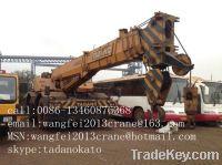 Sell rough tadano crane TR-400E-1