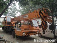 Sell tadano crane 25 ton TL-250E-3