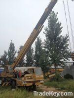 Sell used kato truck crane 25 ton.NK-250E