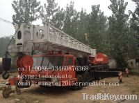 Sell used tadano crane 150 ton