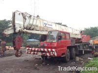 Sell used tadano crane 50 ton TG-500E