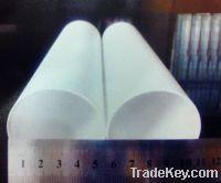 thin-wall ceramic tube, big carliber ceramic tube
