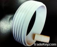 large ceramic vacuum tube