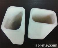 large rectangular ceramic tube