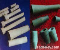 ceramic nozzle, alumina nozzle
