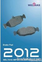 Sell Brake Pad for All Cars