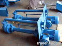 Sell Submersible Slurry Pump