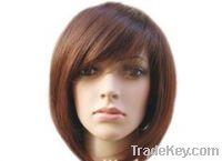 Sell  Fashion Human Hair Wigs