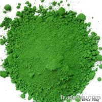 Sell chromium oxide /chrome green