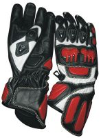 Sell Leather Motorbike Sports Gloves