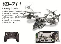 Sell Radio Control Avatar Helicopter with Gyro