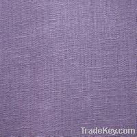 Sell 55%linen 45%cotton dyed fabric