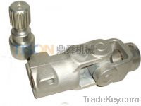 Sell universal joint and spline shaft