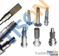 Sell spline shaft and gear shaft