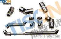 Sell universal joint and shaft