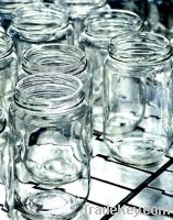 Sell galss jars and bottles