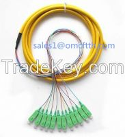 Fiber optic pigtail