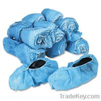MEDICAL SUPPLIES SHOE COVERS, LAB COATS AND GOWNS.