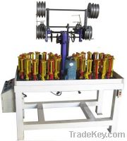 Sell braided rope machine