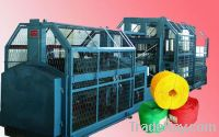 Sell twist rope machine