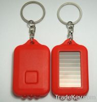 Sell Solar 3 LED Flashing Keychain/lights keychain